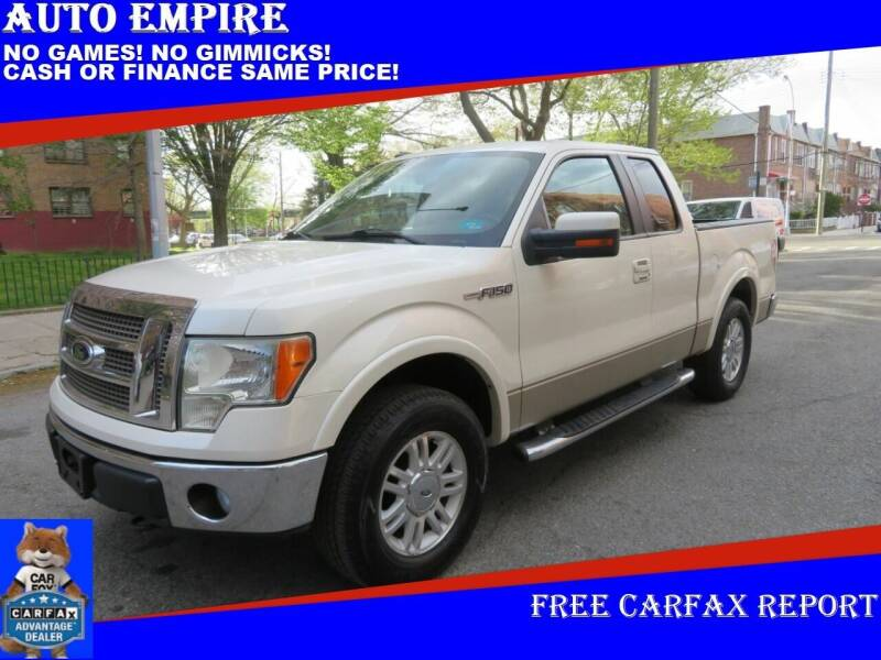 2009 Ford F-150 for sale at Auto Empire in Brooklyn NY