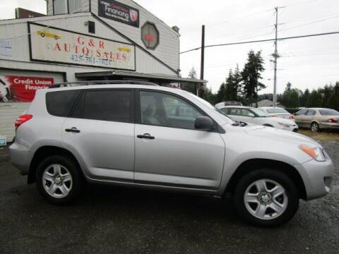 2012 Toyota RAV4 for sale at G&R Auto Sales in Lynnwood WA