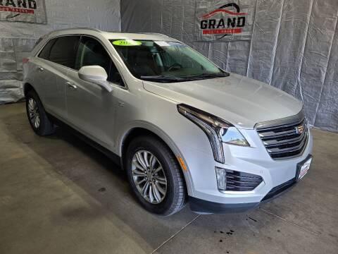 2017 Cadillac XT5 for sale at GRAND AUTO SALES in Grand Island NE