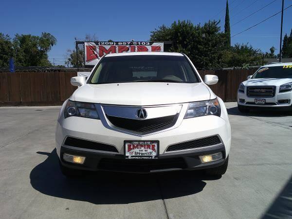 2013 Acura MDX for sale at Empire Auto Sales in Modesto CA