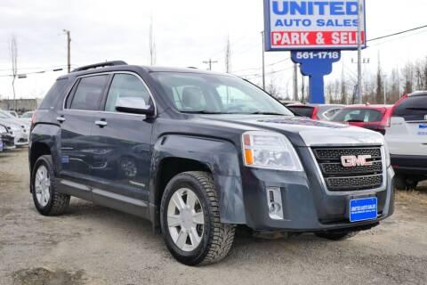 2013 GMC Terrain for sale at United Auto Sales in Anchorage AK