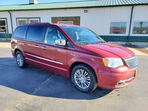 2013 Chrysler Town and Country for sale at Farmington Auto Plaza in Farmington MO