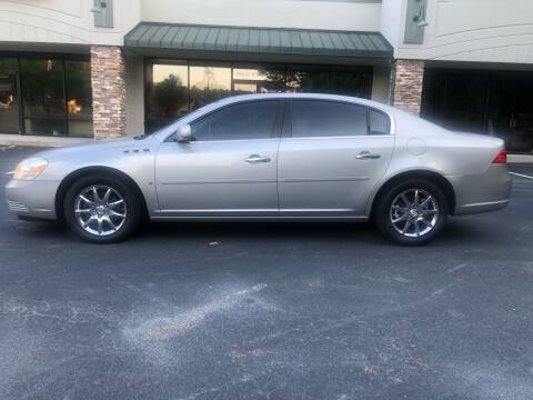 2008 Buick Lucerne for sale at WIGGLES AUTO SALES INC in Mableton GA