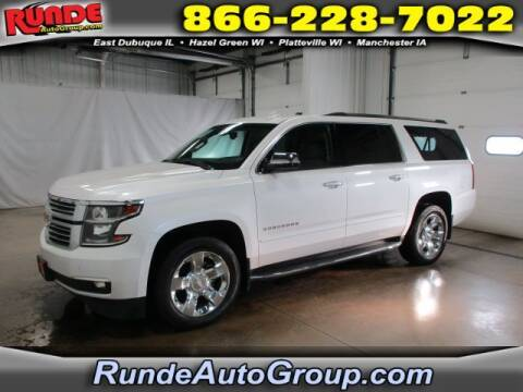 2019 Chevrolet Suburban for sale at Runde Chevrolet in East Dubuque IL