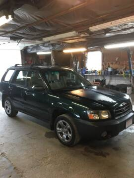 2005 Subaru Forester for sale at Lavictoire Auto Sales in West Rutland VT