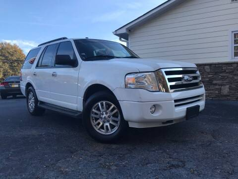2012 Ford Expedition for sale at No Full Coverage Auto Sales in Austell GA