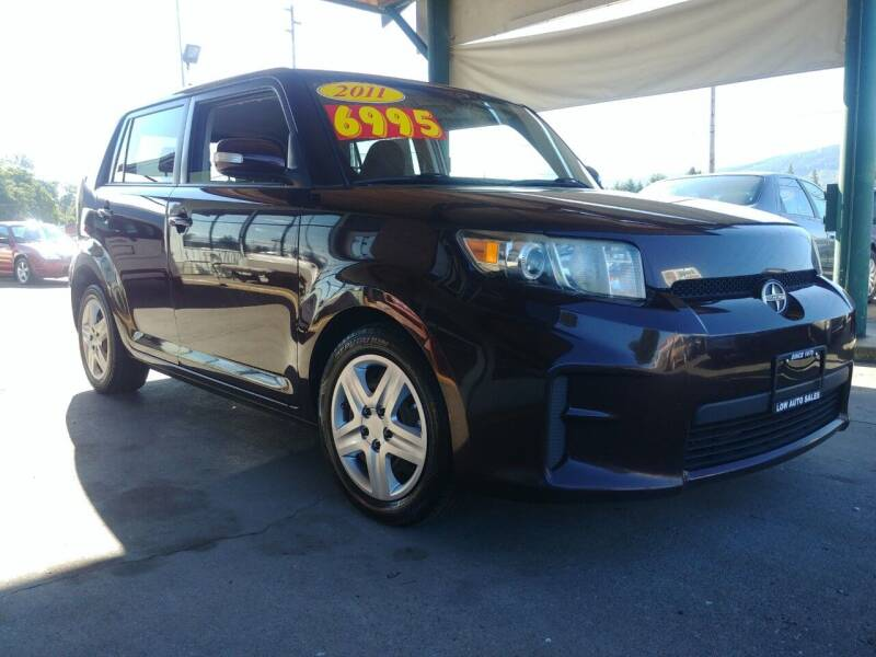2011 Scion xB for sale at Low Auto Sales in Sedro Woolley WA