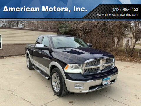 2012 RAM Ram Pickup 1500 for sale at American Motors, Inc. in Farmington MN