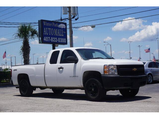 2013 Chevrolet Silverado 1500 for sale at Winter Park Auto Mall in Orlando FL