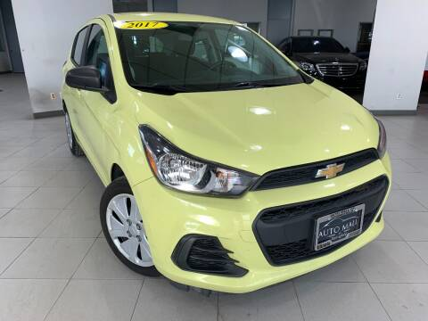 2017 Chevrolet Spark for sale at Auto Mall of Springfield in Springfield IL