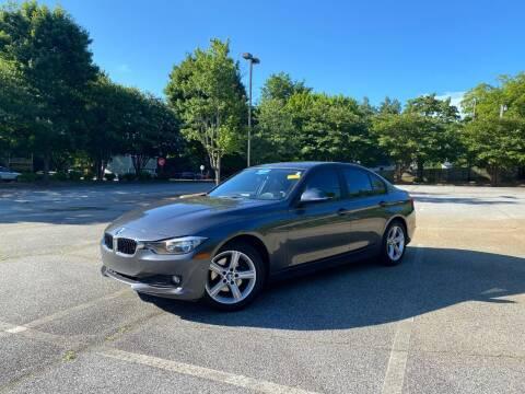 2014 BMW 3 Series for sale at Uniworld Auto Sales LLC. in Greensboro NC