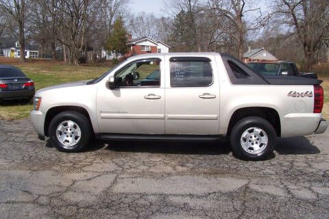 2007 Chevrolet Avalanche for sale at Blackwood's Auto Sales in Union SC