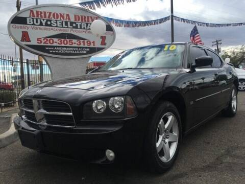 2010 Dodge Charger for sale at Arizona Drive LLC in Tucson AZ