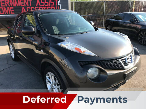 2011 Nissan JUKE for sale at Rock Star Auto Sales in Las Vegas NV