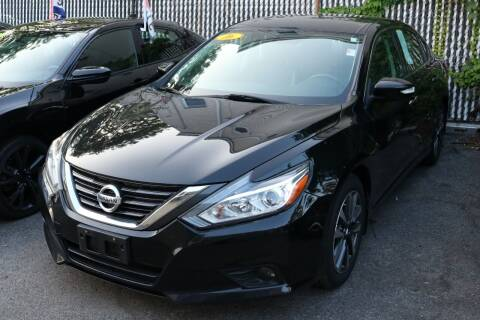 2016 Nissan Altima for sale at Shah Jee Motors in Woodside NY