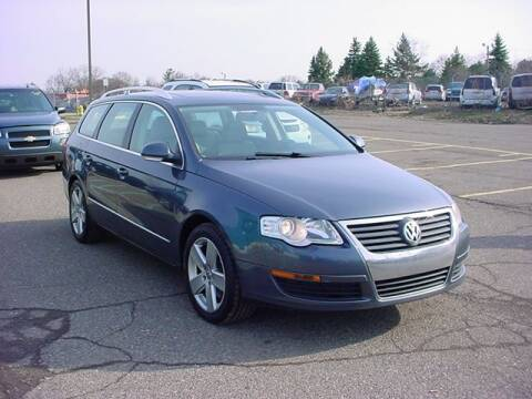 2009 Volkswagen Passat for sale at VOA Auto Sales in Pontiac MI