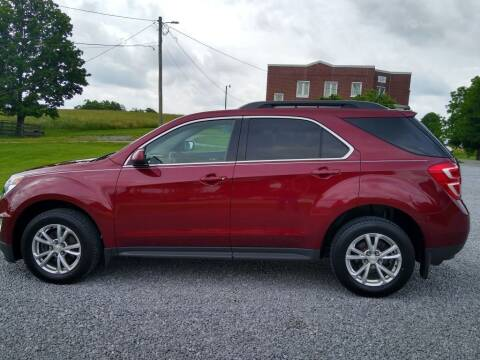 2016 Chevrolet Equinox for sale at Dealz on Wheelz in Ewing KY
