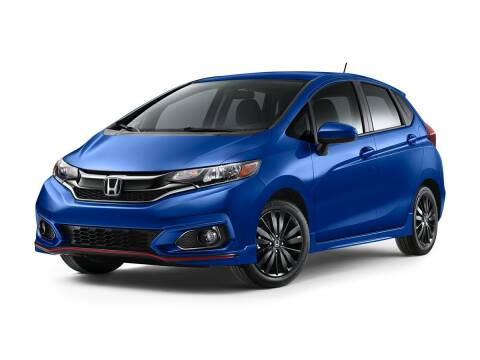 2020 Honda Fit for sale at BASNEY HONDA in Mishawaka IN