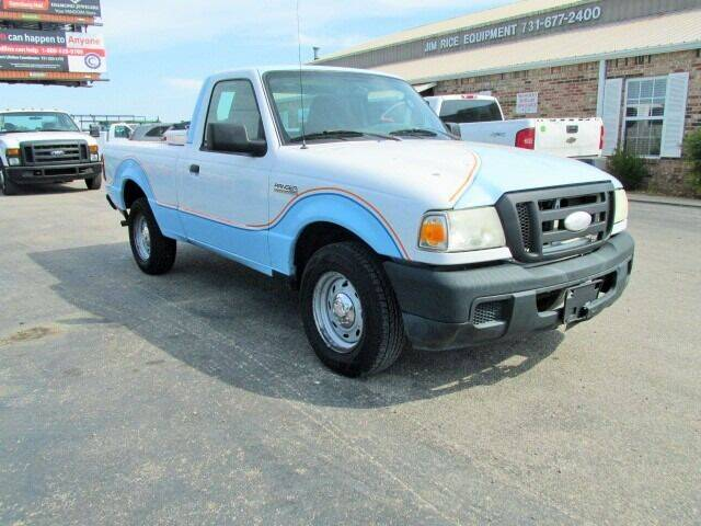 2006 Ford Ranger for sale at 412 Motors in Friendship TN