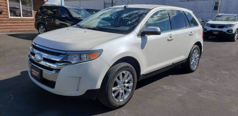 2011 Ford Edge for sale at SCHULTZ MOTORS in Fairmont MN