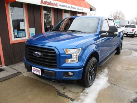 2015 Ford F-150 for sale at Autoland in Cedar Rapids IA