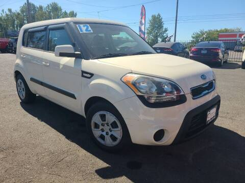 2012 Kia Soul for sale at Universal Auto Sales in Salem OR
