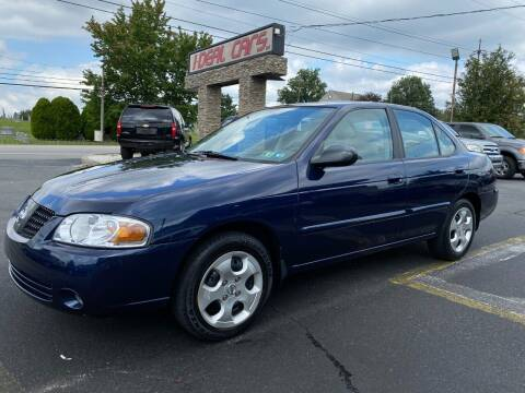 2005 Nissan Sentra for sale at I-DEAL CARS in Camp Hill PA