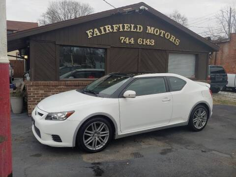 2011 Scion tC for sale at Fairfield Motors in Fort Wayne IN