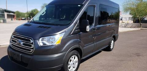 2016 Ford Transit Passenger for sale at Arizona Auto Resource in Tempe AZ