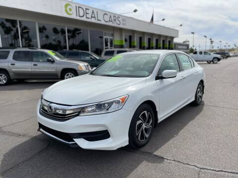 2017 Honda Accord for sale at Ideal Cars East Mesa in Mesa AZ