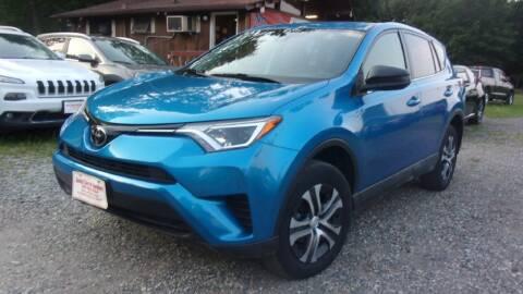 2018 Toyota RAV4 for sale at Select Cars Of Thornburg in Fredericksburg VA