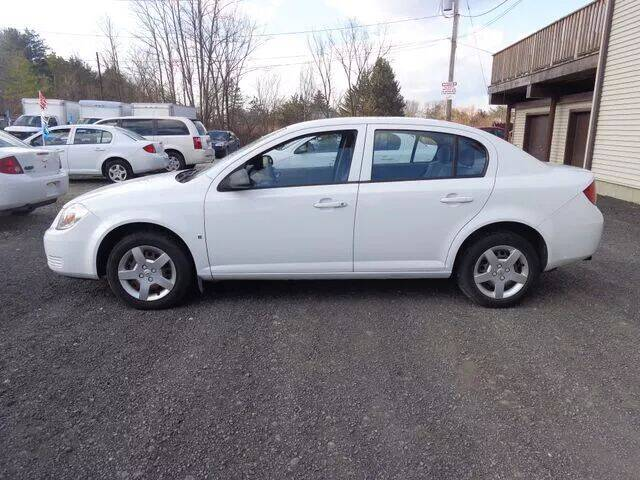 2007 Chevrolet Cobalt for sale at Upstate Auto Sales Inc. in Pittstown NY