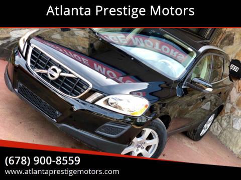 2012 Volvo XC60 for sale at Atlanta Prestige Motors in Decatur GA