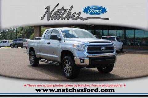 2015 Toyota Tundra for sale at Auto Group South - Natchez Ford Lincoln in Natchez MS