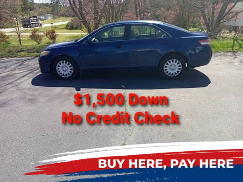 2010 Toyota Camry for sale at BP Auto Finders in Durham NC