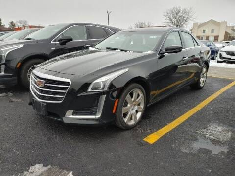 2015 Cadillac CTS for sale at Rizza Buick GMC Cadillac in Tinley Park IL