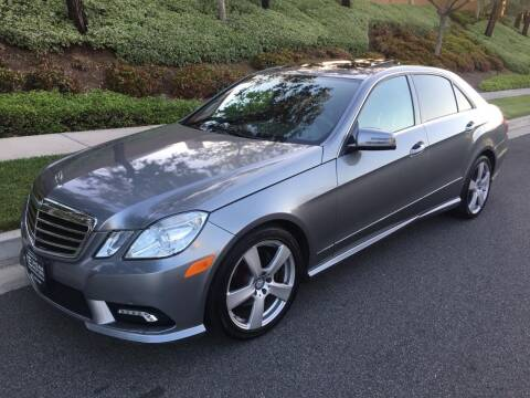 2011 Mercedes-Benz E-Class for sale at IE Dream Motors in Upland CA