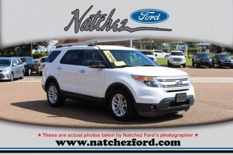 2013 Ford Explorer for sale at Auto Group South - Natchez Ford Lincoln in Natchez MS