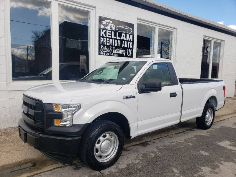 2017 Ford F-150 for sale at Kellam Premium Auto Sales & Detailing LLC in Loudon TN
