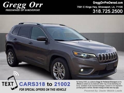 2019 Jeep Cherokee for sale at Gregg Orr Pre-Owned Shreveport in Shreveport LA