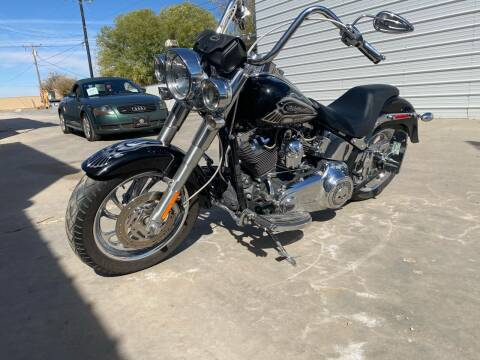 2007 Harley-Davidson Fat Boy for sale at Gabes Auto Sales in Odessa TX