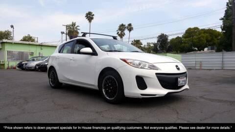 2013 Mazda MAZDA3 for sale at Westland Auto Sales on 7th in Fresno CA