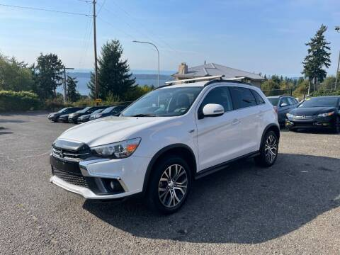2018 Mitsubishi Outlander Sport for sale at KARMA AUTO SALES in Federal Way WA