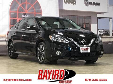 2019 Nissan Sentra for sale at Bayird Truck Center in Paragould AR