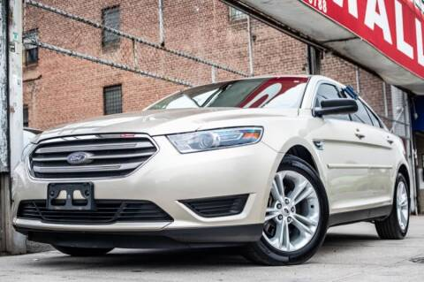 2018 Ford Taurus for sale at HILLSIDE AUTO MALL INC in Jamaica NY