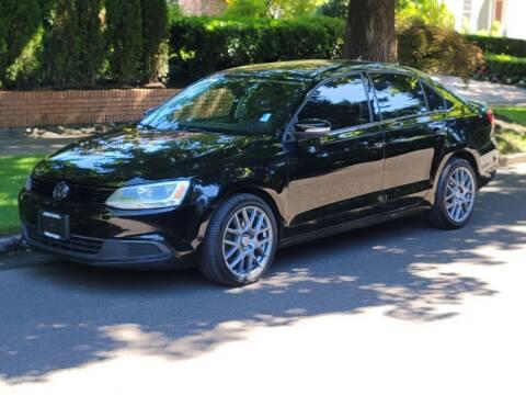 2011 Volkswagen Jetta for sale at JB Motorsports LLC in Portland OR