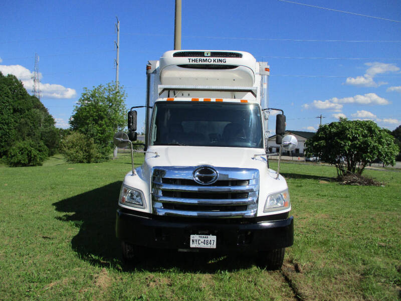 2013 Hino 338 for sale at LOS PAISANOS AUTO & TRUCK SALES LLC in Peachtree Corners GA