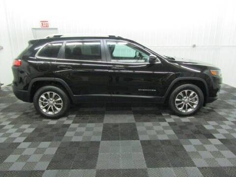 2020 Jeep Cherokee for sale at Michigan Credit Kings in South Haven MI