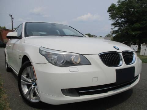 2010 BMW 5 Series for sale at A+ Motors LLC in Leesburg VA