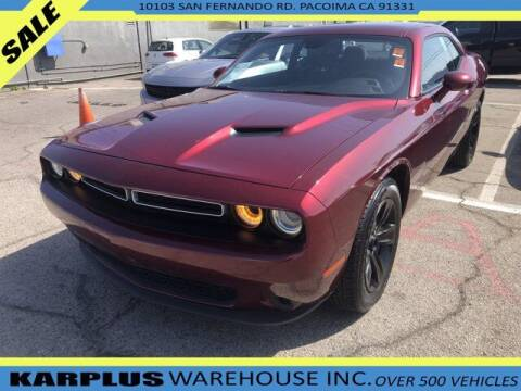 2018 Dodge Challenger for sale at Karplus Warehouse in Pacoima CA